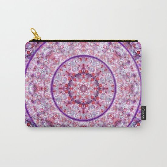 Compass Point Kaleidoscope 2 Carry-All Pouch