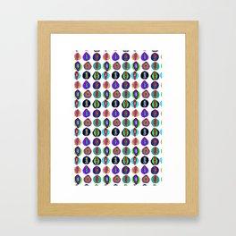 Pussy  Framed Art Print