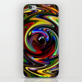 Abstract Perfection 54 iPhone Skin