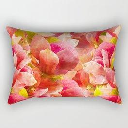 petals /Agat/  Rectangular Pillow