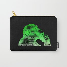 Logic vs Imagination Carry-All Pouch