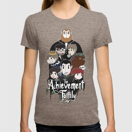 The Achievement Family  T-shirt
