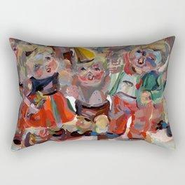 Hummel Funnel Rectangular Pillow