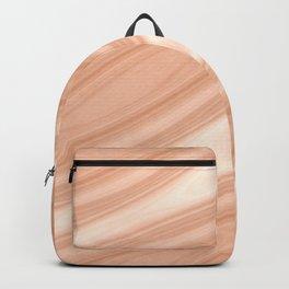 Cedar Wood Surface Texture Backpack