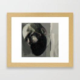 Self Portrait at 33 #2 Framed Art Print