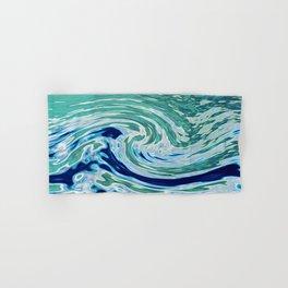 OCEAN ABSTRACT 2 Hand & Bath Towel