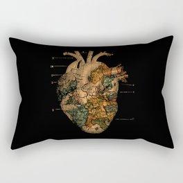 I'll Find You Rectangular Pillow