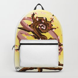Sakura Tree Blooming Backpack