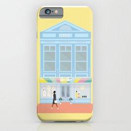 Iko Iko, Cuba Street, Wellington, NZ iPhone Case