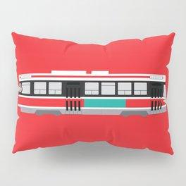 Toronto TTC Streetcar Pillow Sham