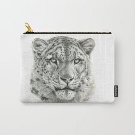Snow Leopard - G043 Carry-All Pouch