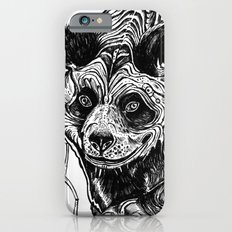 Panda Love Slim Case iPhone 6s