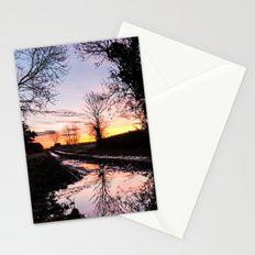 Dawn on the Lane Stationery Cards