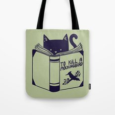 How To Kill a Mockingbird Tote Bag