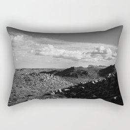 Balanced Rock Overlook, Big Bend National Park Rectangular Pillow