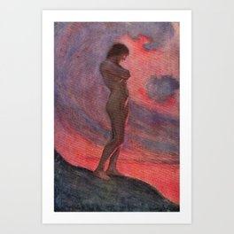 """""""The soul has that measureless pride which revolts from every lesson but its own"""" (Margaret C. Cook) Art Print"""