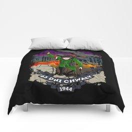Warsaw Uprising Comforters