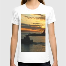 The End Of A Beautiful Day T-shirt