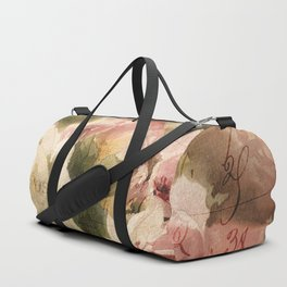 La Vie en Rose Duffle Bag