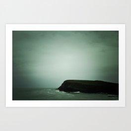 Headland Art Print