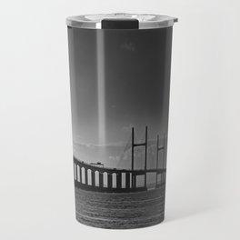 Severn Crossing 02 - Severn Beach Travel Mug