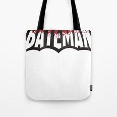 BATEMAN Tote Bag