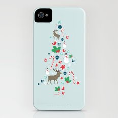 O Christmas Tree iPhone (4, 4s) Slim Case