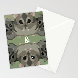 Hamsters 4 life Stationery Cards