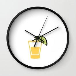 Mommy wants Tequila Hard Liquor Relaxation T-Shirt Wall Clock