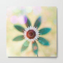 Pinwheel Metal Print