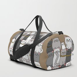 The Glaring - Scandinavian Palette Duffle Bag