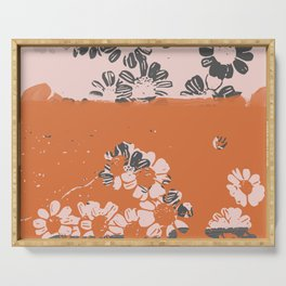 makenzie: ditsy florals Serving Tray