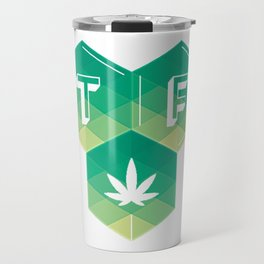 Tegridy Farms Travel Mug