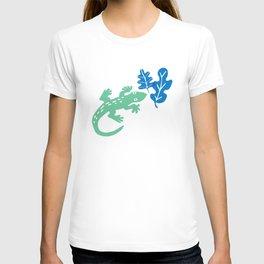 The Green Gecko T-shirt