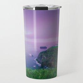 Island landscape Travel Mug