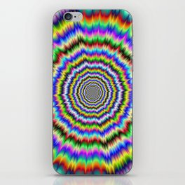 A Sight for Sore Eyes iPhone Skin