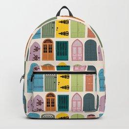 Doors Galore! Backpack