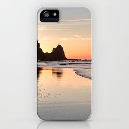 Sunrise at Black Rock, Luz-Lagos, Portugal iPhone Case