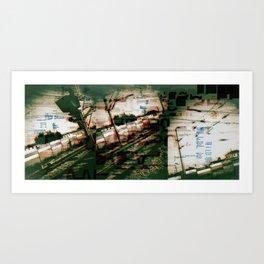 look 03 24 Art Print