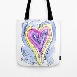 Flow Series #14 Tote Bag