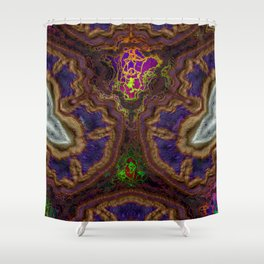 Mold II Shower Curtain