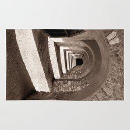 Corridors of Stone Rug