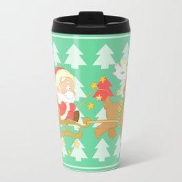 Santa 2014 Travel Mug