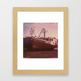 Lady Thibault Framed Art Print