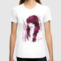 amy hamilton T-shirts featuring Amy by Abbi Laura