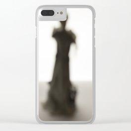 BLUR II Clear iPhone Case