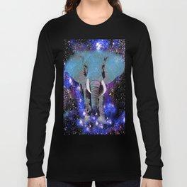 Elephant #6 Long Sleeve T-shirt