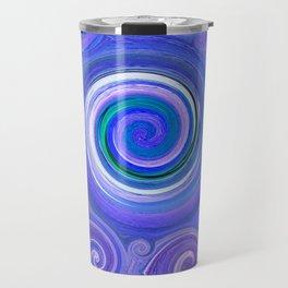 Abstract Mandala 269 Travel Mug