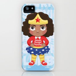 Never Doubt iPhone Case