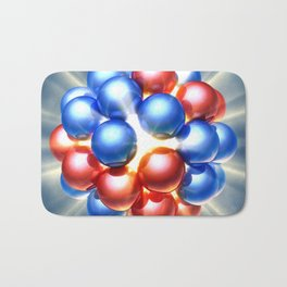 Nuclear fission Bath Mat